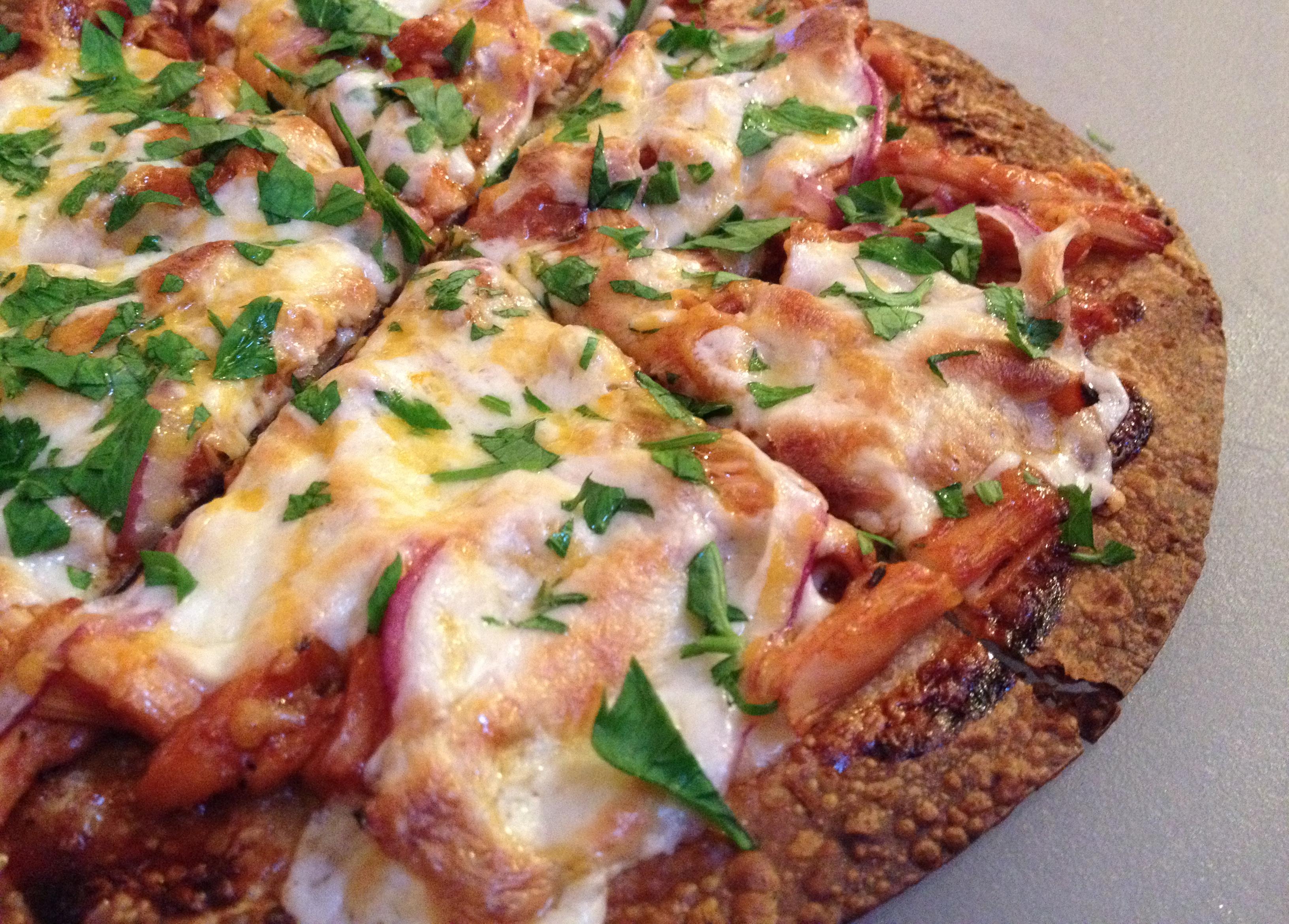 BBQ Chicken Pizza | Season Simply