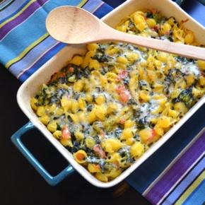 Veggie-Filled Mac n'Cheese