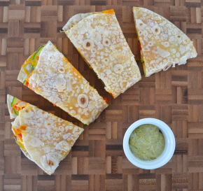 In My Kitchen: Food for Life Brown Rice Tortillas[RECIPE]